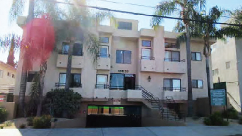 Burbank Boulevard Apartments